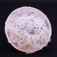 Ladies' Beautiful Cambric/Lace With Tulle Fascinators