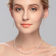 Gorgeous Alloy With Imitation Pearls Women's/Ladies' Jewelry Sets