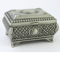 Personalized Gorgeous Zinc Alloy Jewelry Holders