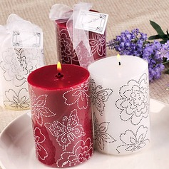 Butterfly Candle Favor(096017642)