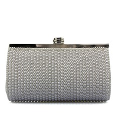 Fashional Imitation Pearl Clutches/Fashion Handbags