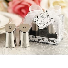 Heart Shaped Stainless Steel Kitchen Tools Set Of 2 (051025008)
