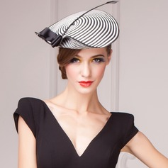 Ladies' Lovely Spring/Summer/Autumn Papyrus With Fascinators (196075370)