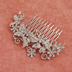 Exquisite Alloy Combs & Barrettes