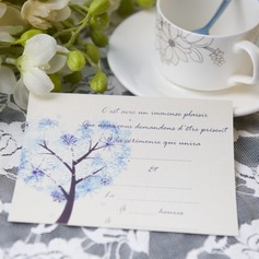 Modern Style Flat Card Invitation Cards