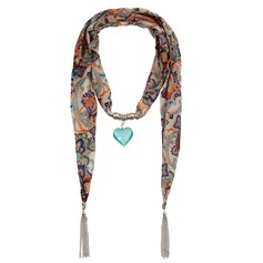 Floral Neck/Light Weight Scarves