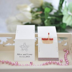 Personalized Starfish Hard Card Paper Matchboxes