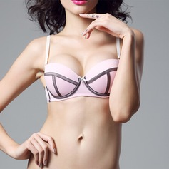 Chinlon Push-up Feminine/Fashion Bra