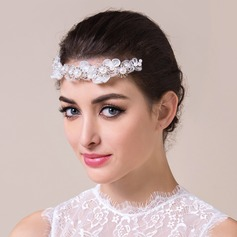 Charming Rock Crystal Quartz Headbands