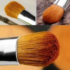Pony Hair Baking Varnish Wooden Handle Eyeshadow Brush