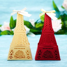 Classic Eiffel Favor Boxes (Set of 12)