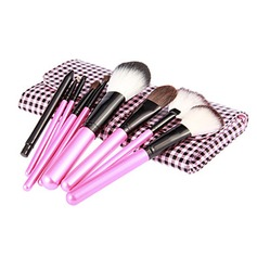 Fashion Professional Makeup Brush (10 Pcs)