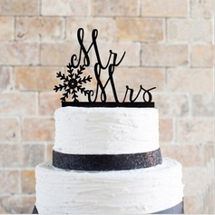 Acrylic Cake Topper