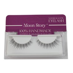 Natural Thin Long Style False Eyelashes, CFE639#