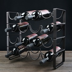 Stainless Steel/Plating Bottle Holder / Wine Rack  (052095645)