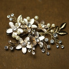 Beautiful Rhinestone/Imitation Pearls Combs & Barrettes