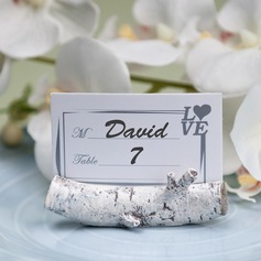 Lovely Resin Place Card Holders