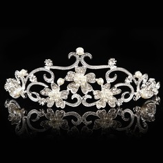 Exquisite/Pretty Alloy/Silver Plated Tiaras