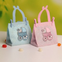 Baby Carriage Favor Bags