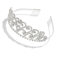 Gorgeous Crystal/Alloy Tiaras