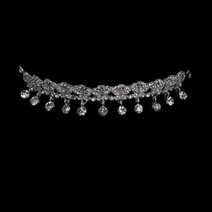 Lovely Rhinestone Forehead Jewelry
