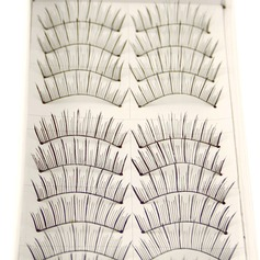 Manual Looking Curved Lashes 112# - 10 Pairs Per Box