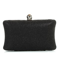 Classical Shiny Material Clutches/Bridal Purse/Fashion Handbags