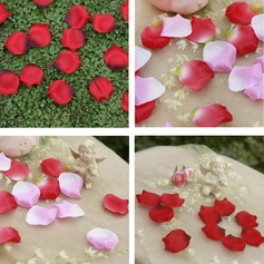 Colorful Fabric Petals For Decoration(Set of 5)