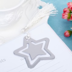 """""""A Star Is Born"""" Stainless Steel Bookmarks With Tassel"""