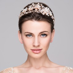 Gorgeous/Handmade Crystal/Alloy Headbands