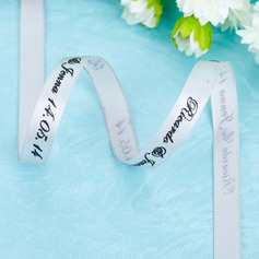 Personalized Artistical Satin Ribbon (118040933)
