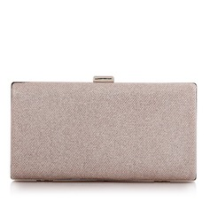 Fashional Polyester/Alloy Clutches/Bridal Purse