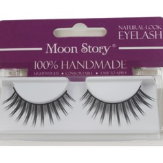 Natural Thin Long Style False Eyelashes, CFE635#