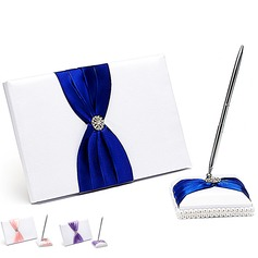 Splendeur Strass/Bow Livres d'or & Ensemble de crayon (101018132)