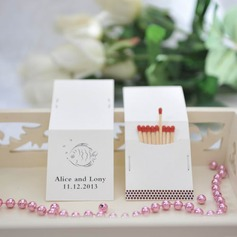 Personalized Fish Hard Card Paper Matchboxes