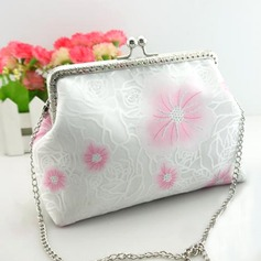 Cute Metal/Cloth Clutches