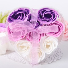 9 Pieces Lovely Rose Soaps
