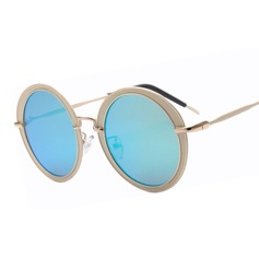 UV400 Wayfarer Round Sun Glasses