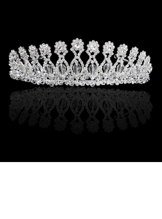 Beautiful Crystal/Alloy Tiaras