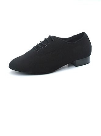 Hommes Toile Chaussures plates Modern Style Chaussures de danse