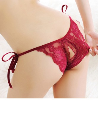 Lace/Cotton Feminine Panties
