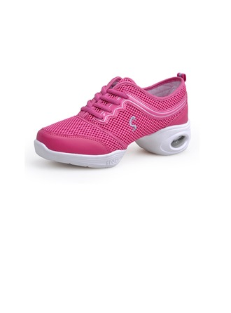 Women's Cloth Sneakers Practice Dance Shoes