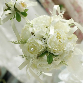 Graceful flower ball for home decoration