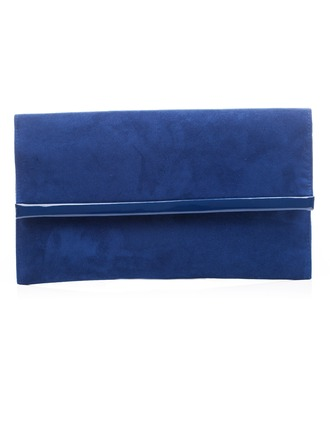 Elegant Faux Leather Clutches