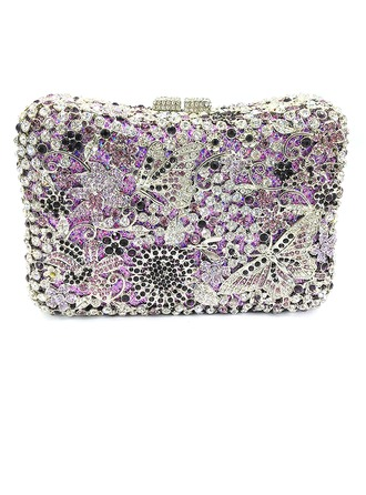Fashional Crystal/ Rhinestone/Alloy Clutches/Luxury Clutches
