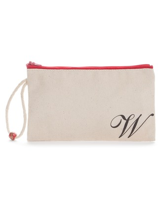 Personalized Special Linen Wallets & Accessories