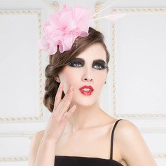 Charming Feather/Cambric Headbands
