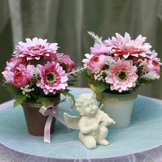 Charming Artificial Silk Decorations/Wedding Table Flowers