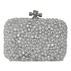 Shining Metal/Pearl Clutches