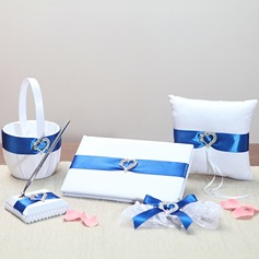 Luxury Collection Set With Ribbons/Rhinestones/Sash/Bowknot